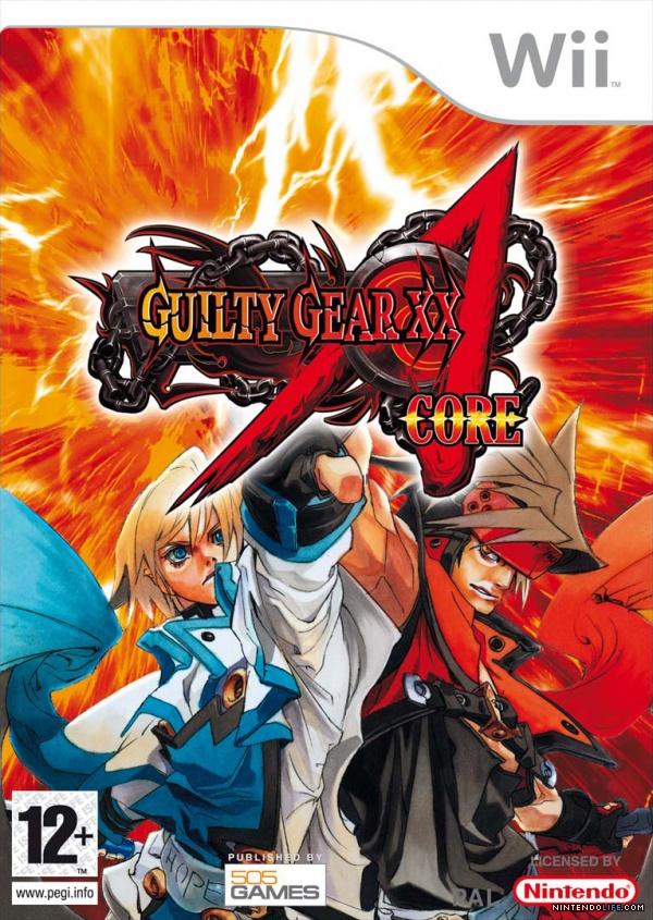 Videogioco Wii Guilty Gear Core