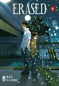 Manga Erased vol 6