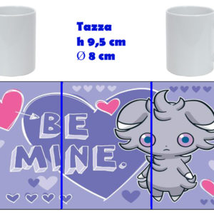 Tazza Mug - Pokemon San Valentino - Espurr