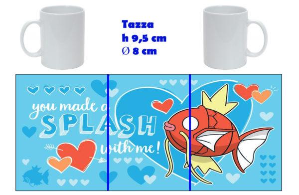 Tazza Mug - Pokemon San Valentino - Magikarp