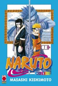 Manga Naruto color vol 7