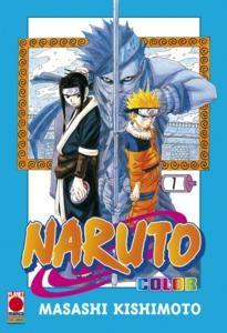 Manga Naruto color vol 7