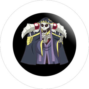 PIN PINS SPILLA 2,5 CM OVERLORD