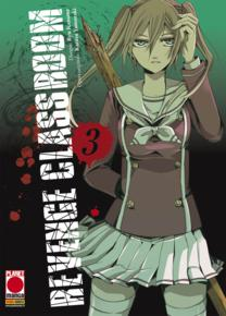Manga Revenge Classroom vol 3