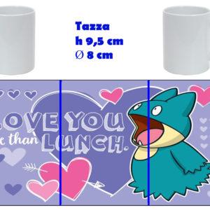 Tazza Mug - Pokemon San Valentino - Munchlax