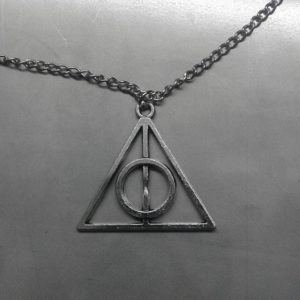 COLLANA HARRY POTTER I DONI DELLA MORTE DEATHLY ALLOWS