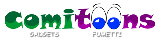 Comitoons Gadgtes & Fumetti