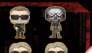 Funko Pop Terminator Dark Fate