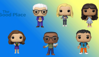 Funko pop The Good Place