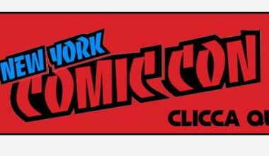 Esclusive New York Comicon 2020